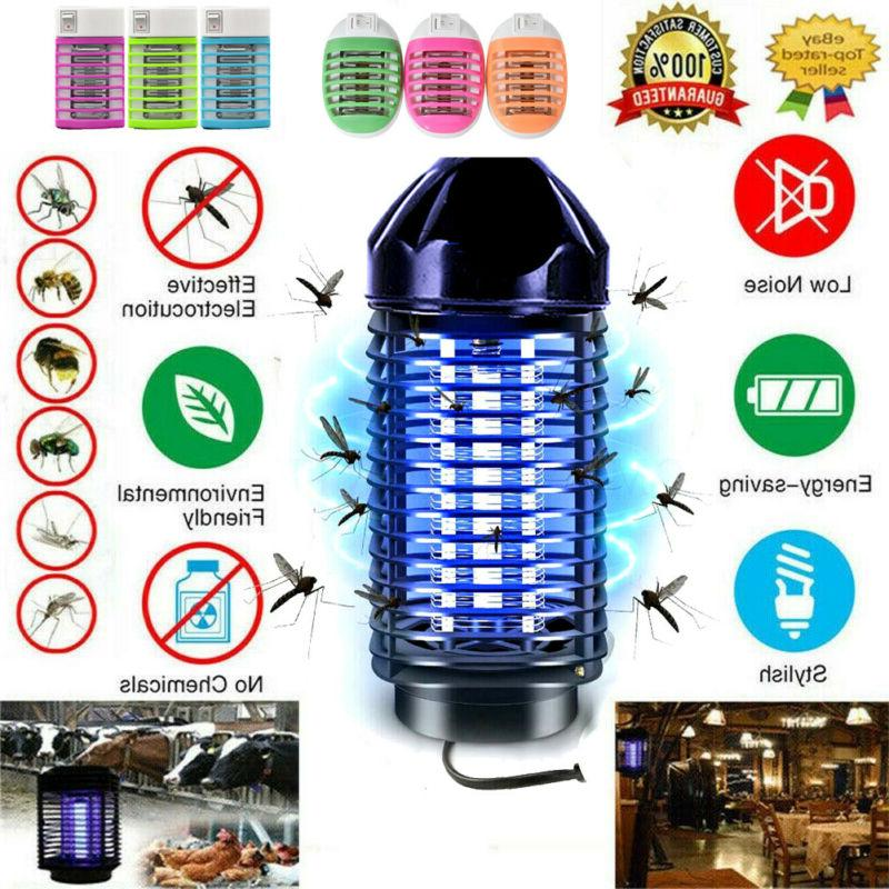 Electric Insect Fly Mosquito Killer Zapper LED Light/Lamp