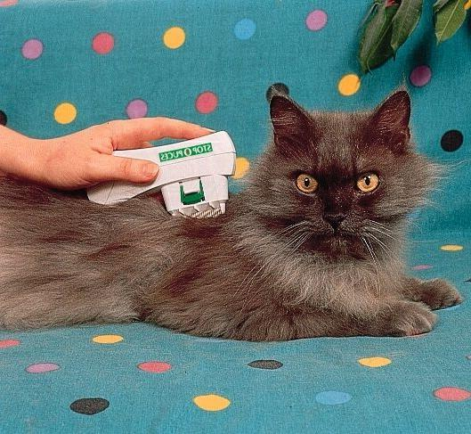 Electronic Epilady Cat Zapper Comb New