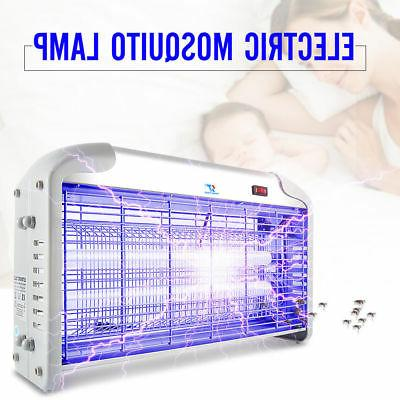electronic indoor insect mosquito fly bugs uv