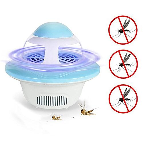 electronic mosquito killer lamp lights