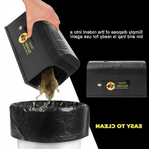 8000V Rat Control Electric Zapper Rodent