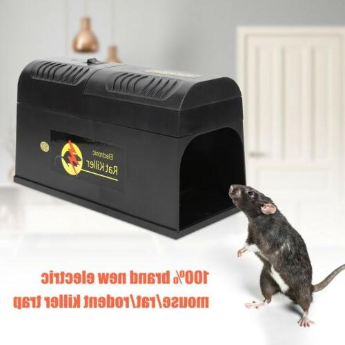 Electronic/ Metal Trap Mice Control