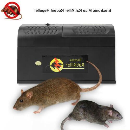 8000V Electronic Mouse Rat Electric Zapper