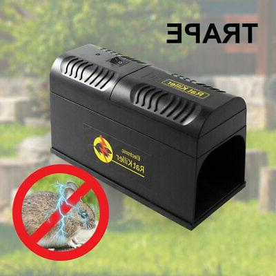 Electronic Control Mouse Trap Rat Mice