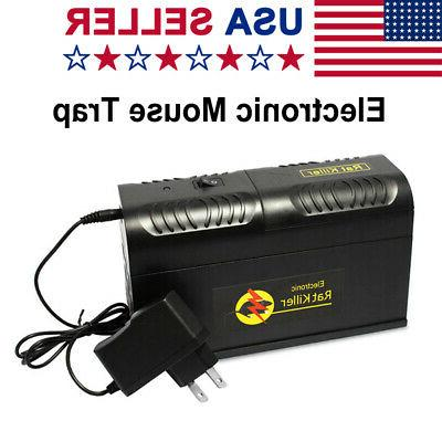 electronic rodent control mouse trap rat killer