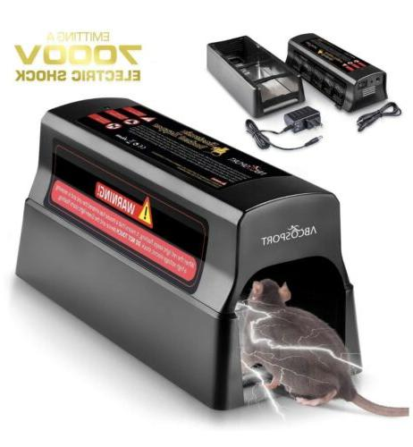 electronic rodent trap rats mice