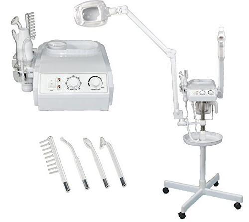 elite series aromatherapy facial steamer