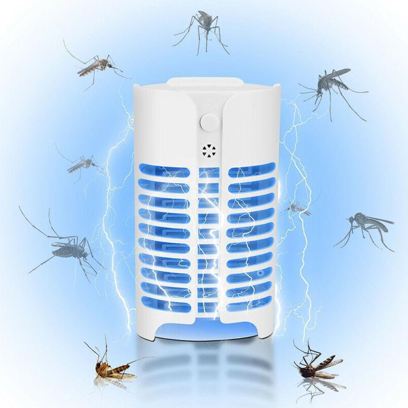 Gnat Electronic LED Zapper Killer Pest