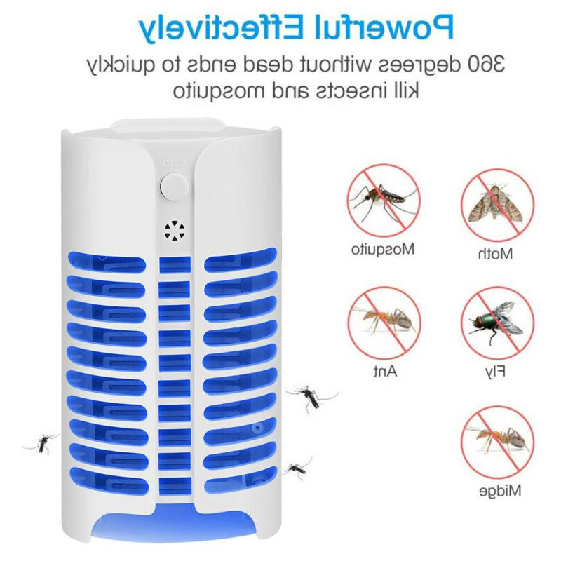 Gnat Fruit Electronic LED Plug In Zapper Control
