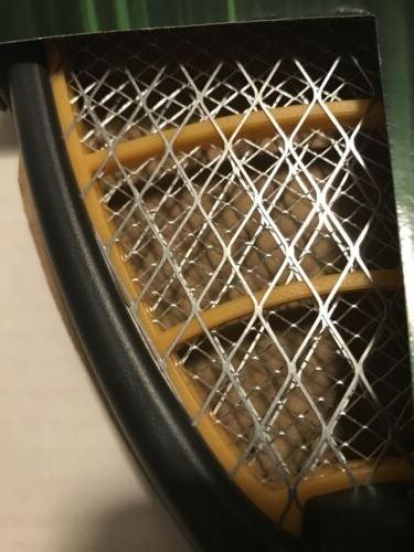 Hand STINGER Swatter Racket Mosquito Killer