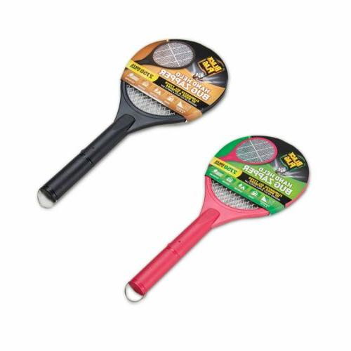 Black Bug Zapper 1 Black 1 Pink