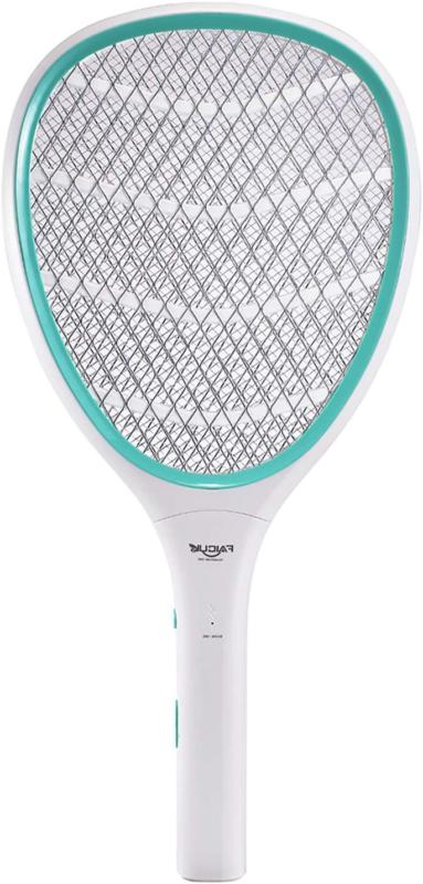 handheld bug zapper racket electric fly swatter
