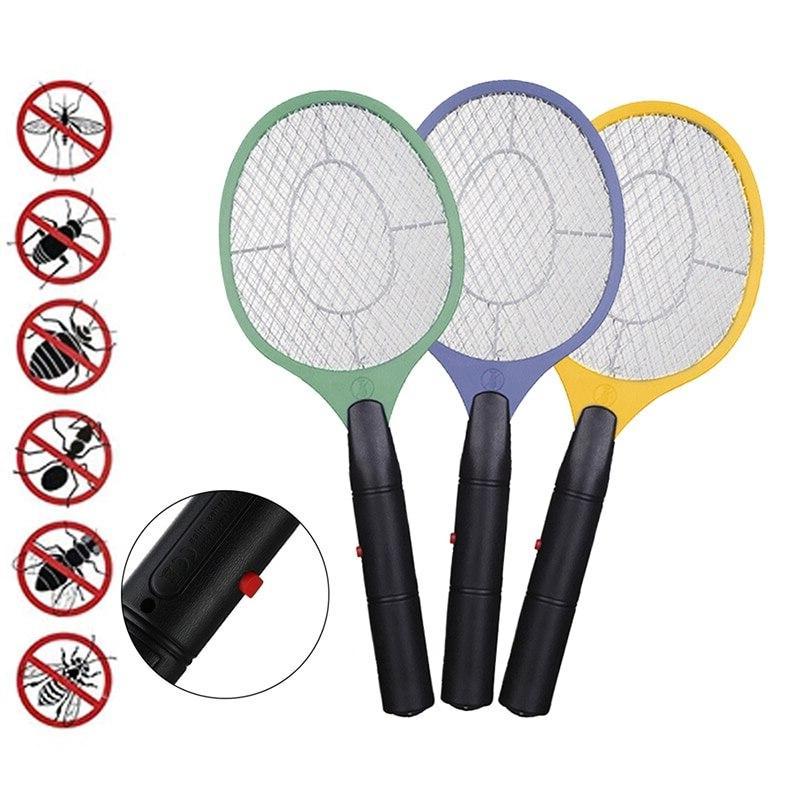 Home Electric Fly <font><b>Bug</b></font> <font><b>Zapper</b></font> Swatter Mosquito Killer Safety Anti <font><b>Bug</b></font> Use