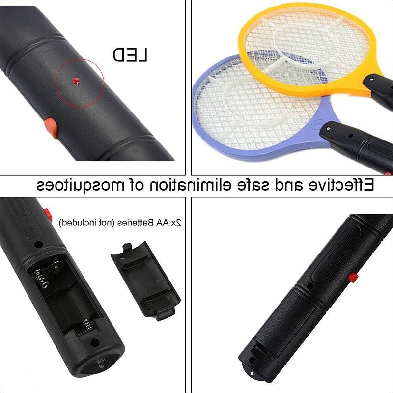 Home Electric Fly <font><b>Bug</b></font> Mosquito Killer Safety Cordless Anti Mosquito <font><b>Zapper</b></font> Use AA
