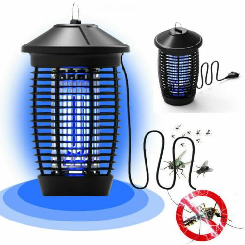 indoor bug zapper electric insect fly pest