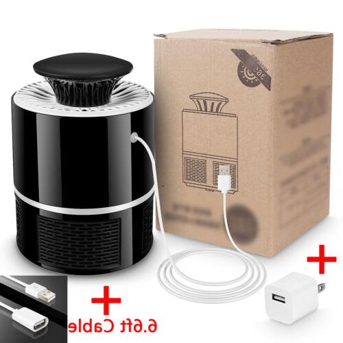 Indoor USB Insect Zapper Mosquito Fly Trap