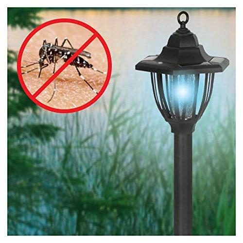 IdeaWorks 1 Zapper Lantern Light Dual Purpose Black