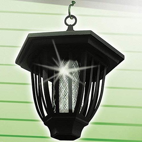 IdeaWorks JB6593 2 1 Insect Zapper Lantern - Dual Purpose