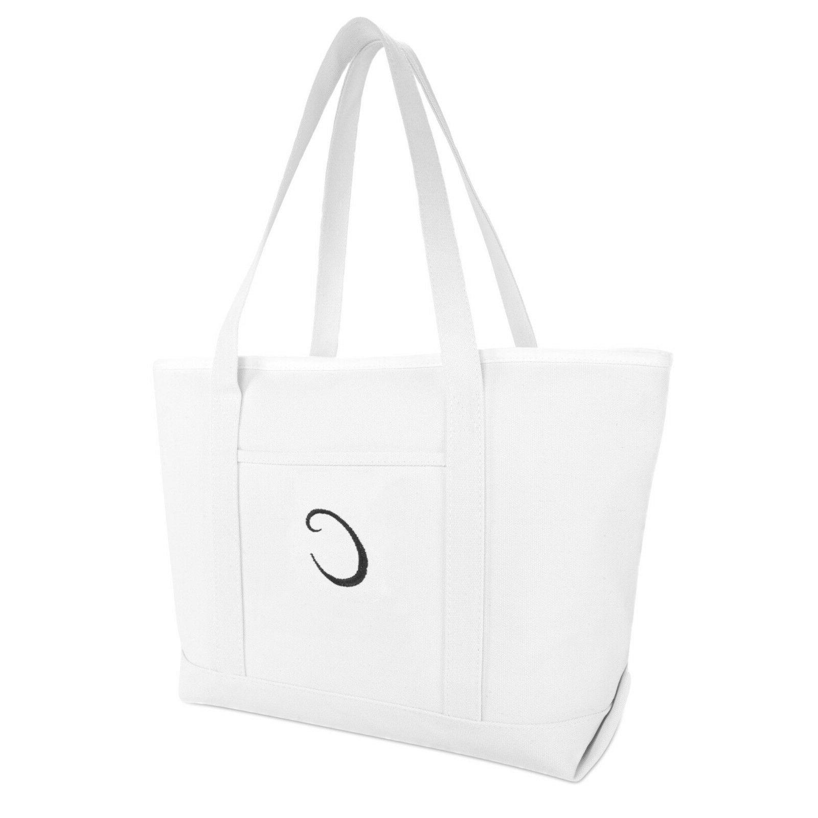 large canvas tote bag for women work