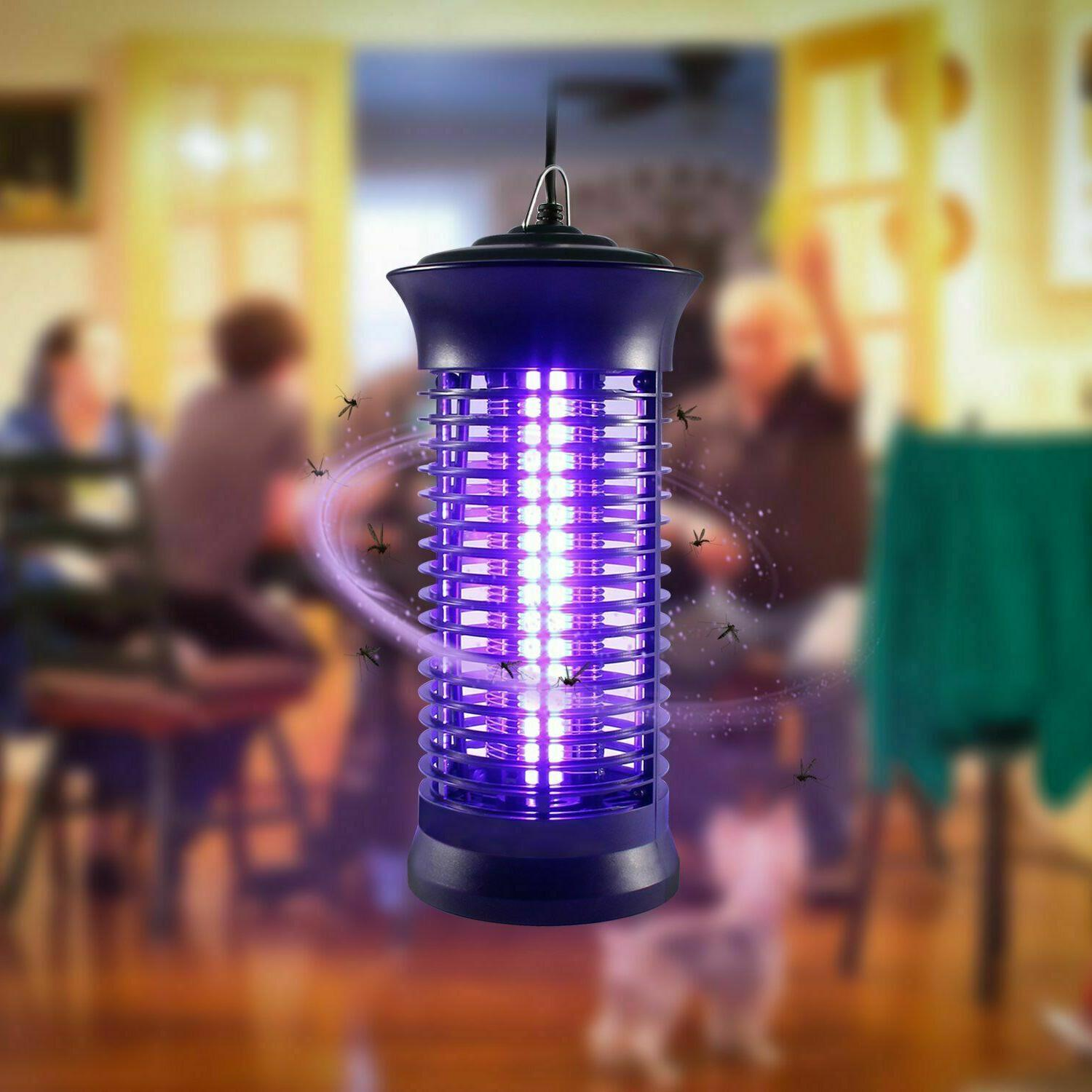 Large Insect Bug Zapper Light