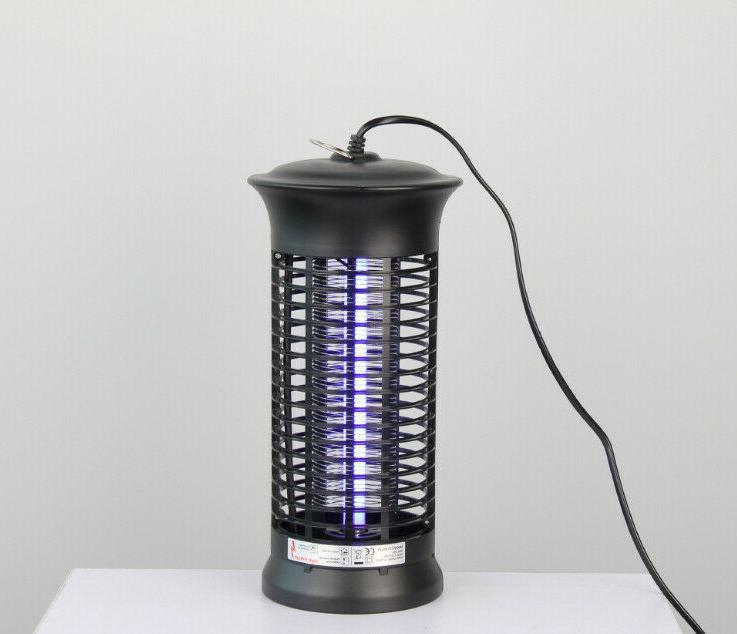 Large Electric Zapper Fly Trap Lamp Light