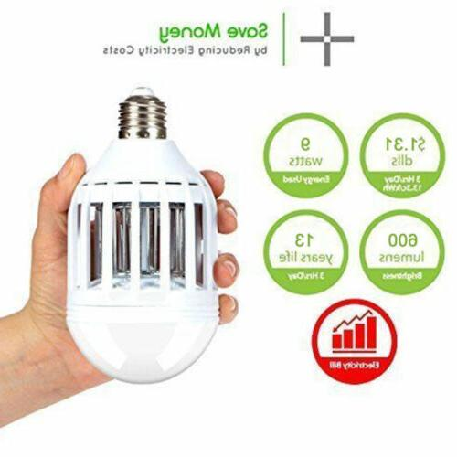 led bulb anti pest reject mosquito insect