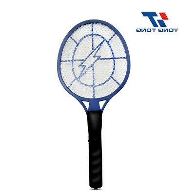 Battery DC Power High-voltage Electric Mosquito Swatter Fly
