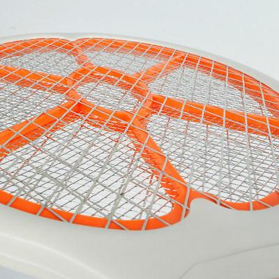 LED Electric Racket Mosquito Swatter Bug Pest Insect Fly Zapper Killer
