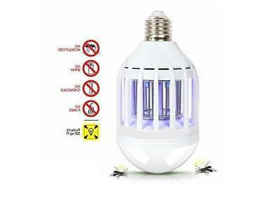 light zapper dual lightbulb bug