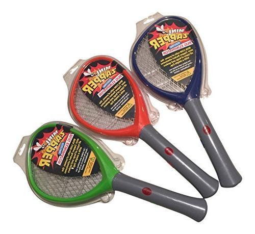 mini handheld racket electric bug