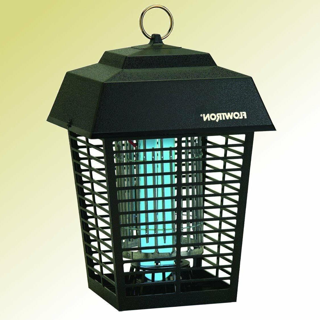 mosquito bug zapper light fly out door