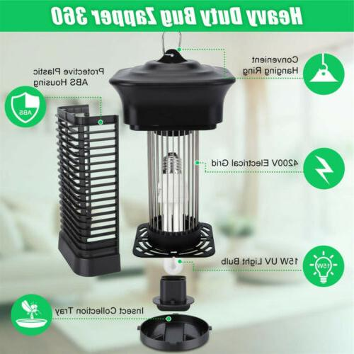 Mosquito Zapper Killer Outdoor Electronic