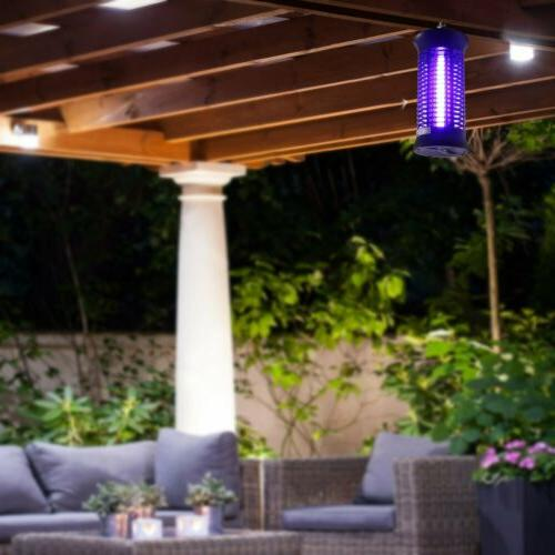 Mosquito Fly Zapper Killer Outdoor Electronic Lamp