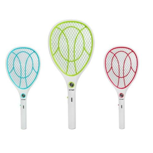mosquito swatter usb rechargeable electric flies insect