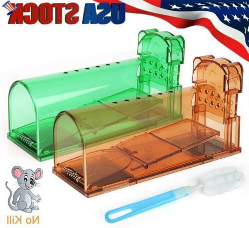 mouse trap catch rat pest control humane