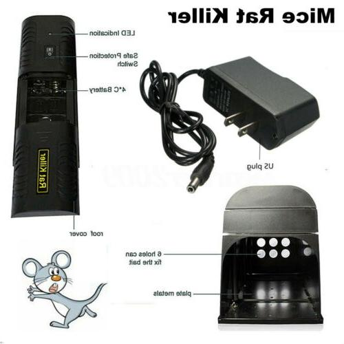 Electronic/ Mice Control Zapper Rodent
