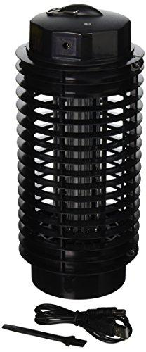 SE MP-TBZ-R Rechargeable UV Bug Zapper, Black