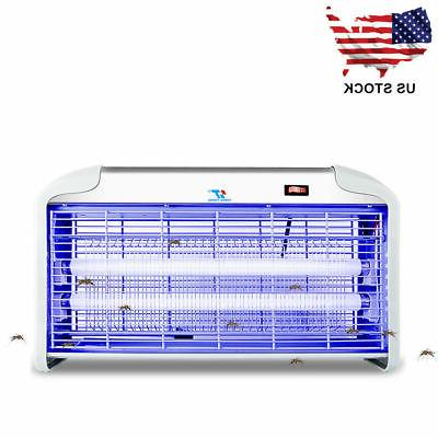new 30w fly bug insect zapper killer