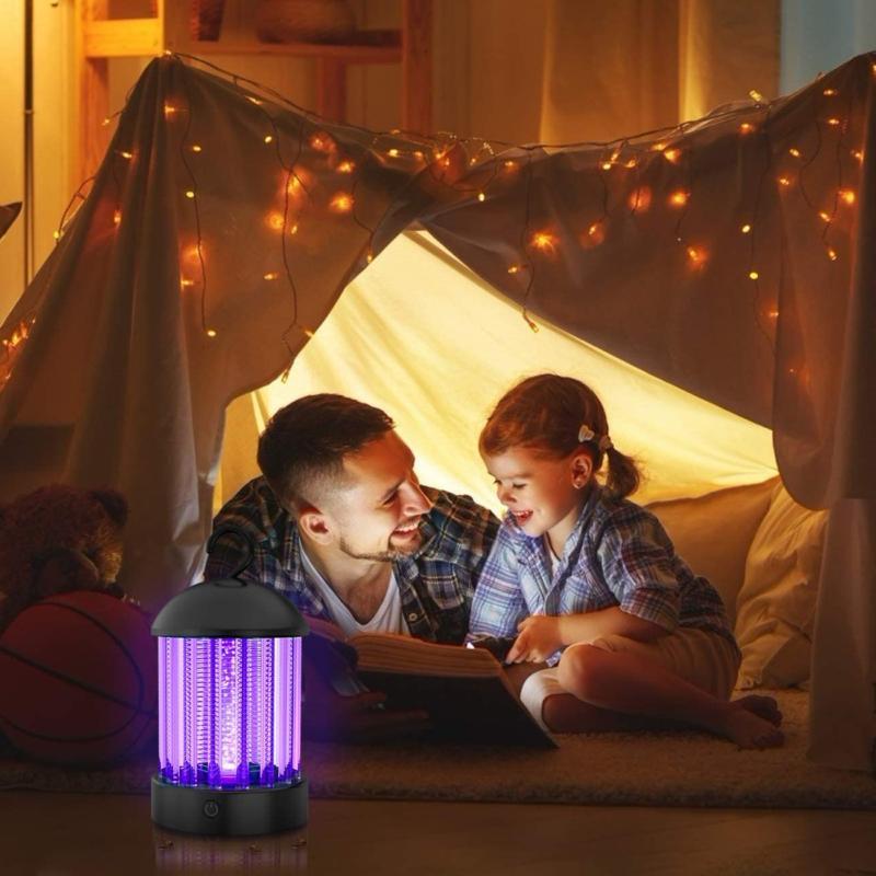Okk Electronic Zapper Indoor Outdoor, Mosquito Lamp