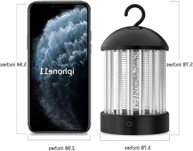 Okk Electronic Bug Indoor And Portable Mosquito Lamp Wate