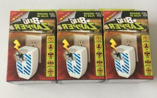 oneshot home plug bug zapper