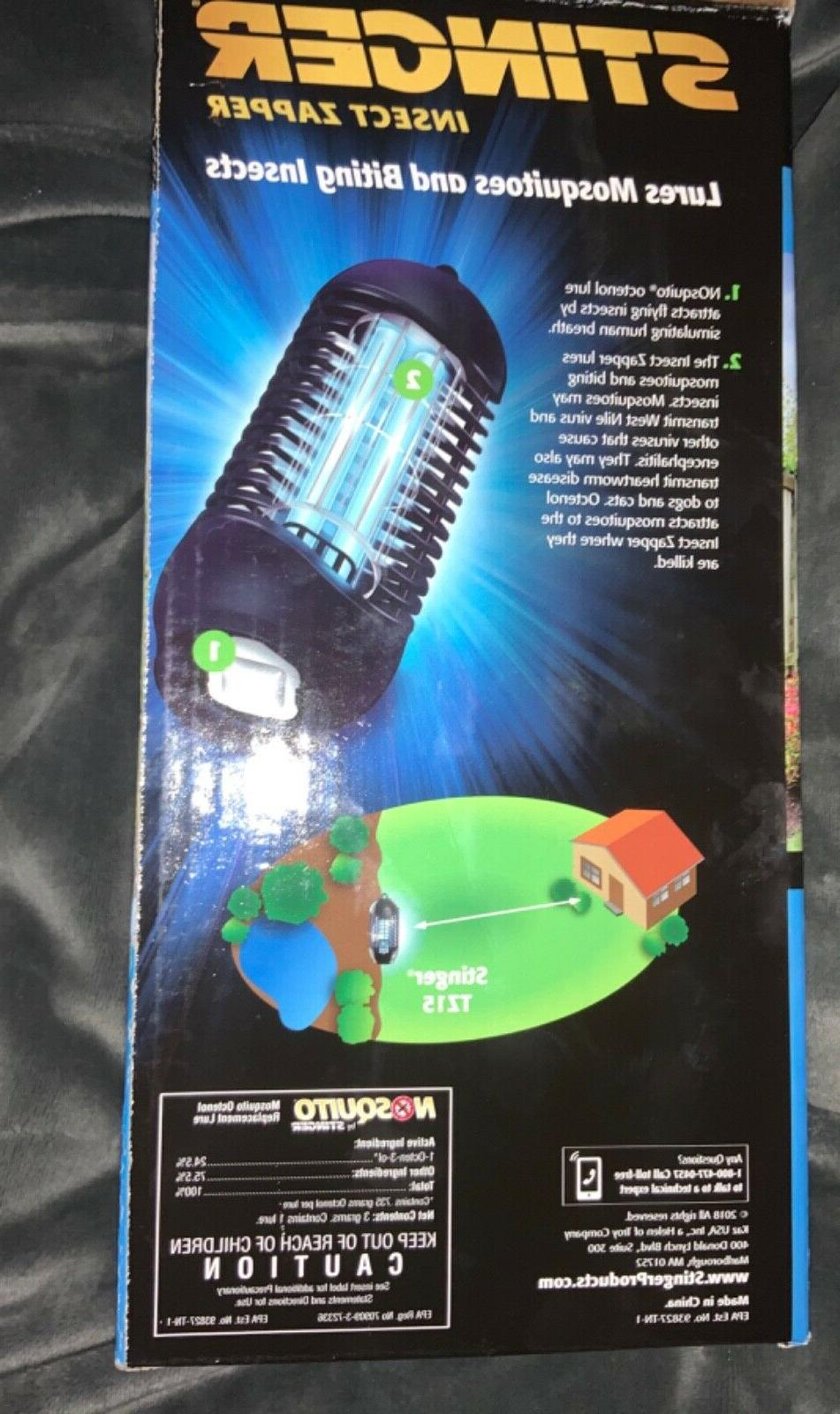 Stinger Insect Killer Electric zapper - Covers 1/2 Acre