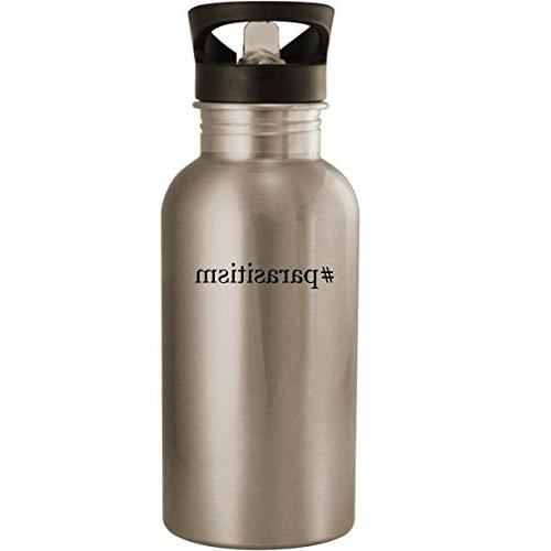parasitism stainless steel 20oz road ready water