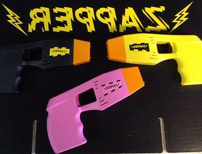 Police Zapper BLACK Taser