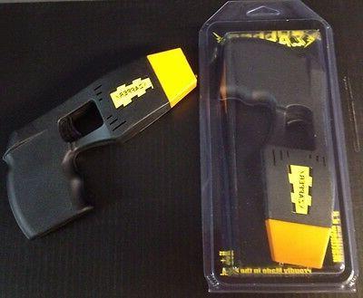 police black toy taser stun gun
