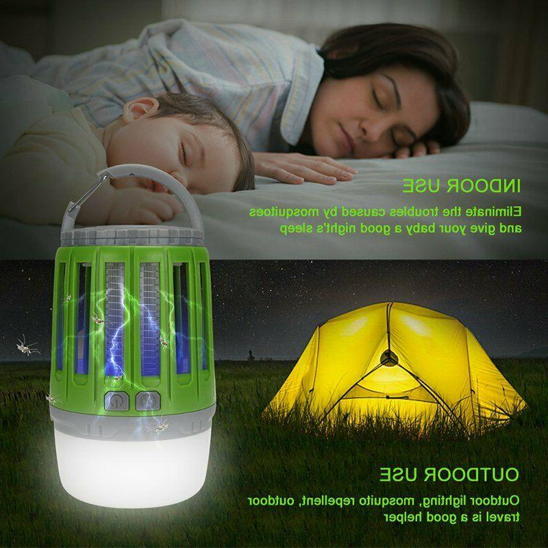 Rechargeable Camp Bug LED Waterproof Outdoor Tent