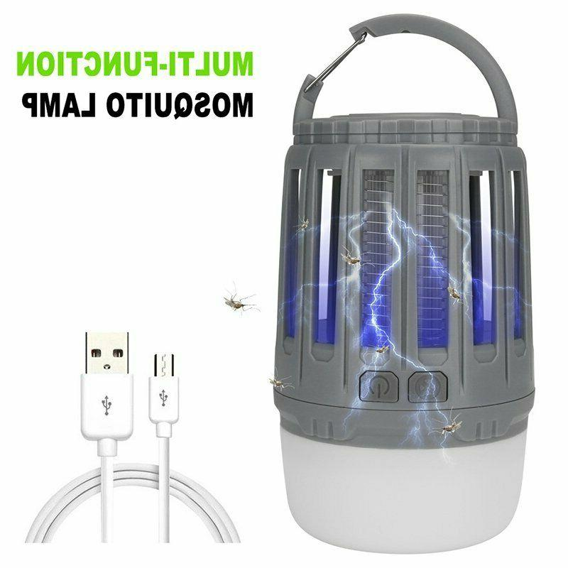 Rechargeable LED Outdoor Light