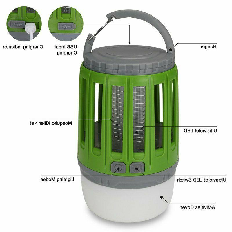 Rechargeable LED Flashlight IP66 Outdoor Light