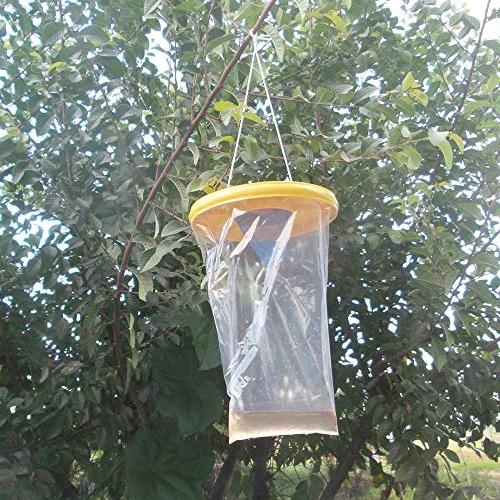 certainPL Trap Zapper The Fly Insect Bug Lawn