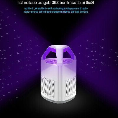 Safe Lamp Fly Bug Insect Zapper Home Kit